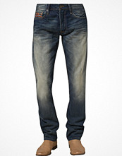 Jeans - Tom Tailor Denim Jeans slim fit blå
