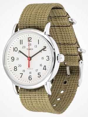 Timex T2N651 Klocka oliv