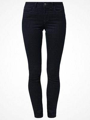 Only Jeans Skinny Fit dark blue denim