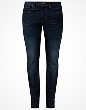 Jeans - Selected Homme Jeans slim fit blå
