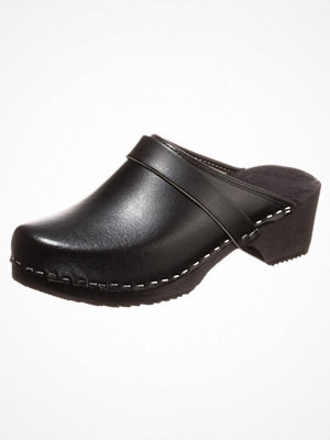 Moheda Toffeln ALFRED Clogs black