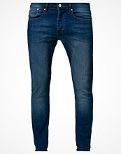 Jeans - Burton Menswear London Jeans slim fit Blått
