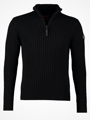 Schott NYC RAGE Stickad tröja black