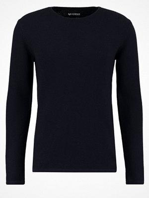 Minimum REISWOOD Stickad tröja dark navy