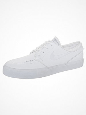 Nike Sb ZOOM STEFAN JANOSKI L Sneakers white/whitewolf grey