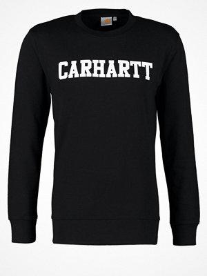 Carhartt WIP COLLEGE Sweatshirt black/white
