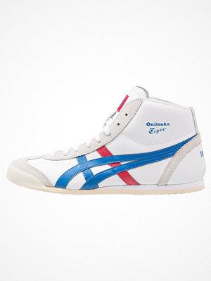 Onitsuka Tiger MEXICO MID RUNNER Höga sneakers white/daphne