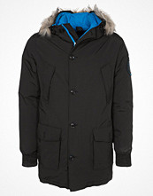 Jackor - Superdry EVEREST svart