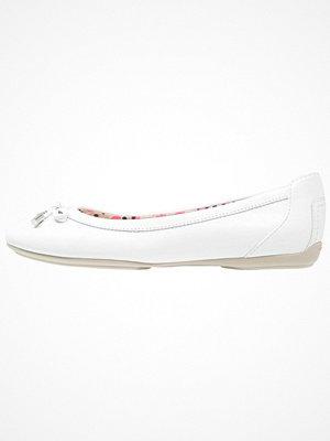 Geox CHARLENE Ballerinas white