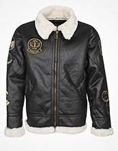 Jackor - Alpha Industries B3 FL PATCH Allvädersjacka black