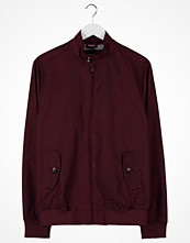 Jackor - Burton Menswear London HARRINGTON Tunn jacka beetrot