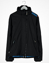 Jackor - Superdry TECHNICAL POP Allvädersjacka black/denby blue