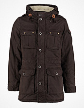 Jackor - Tom Tailor Parkas after dark brown