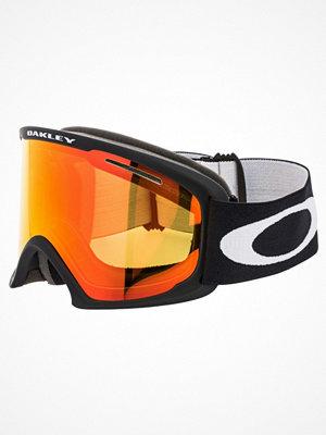 Skidglasögon - Oakley O2 XL Skidglasögon matte black/fire iridium