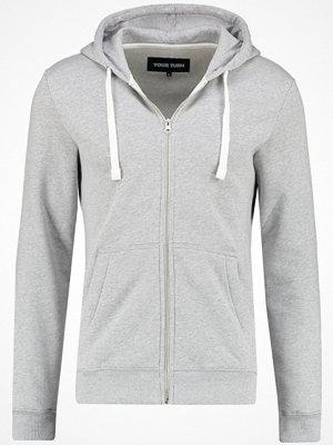 YourTurn Sweatshirt light grey melange