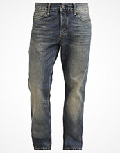 Jeans - Carhartt TEXAS II HANFORD Jeans slim fit blue strand washed