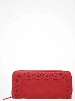 Anna Field Plånbok red