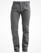 Jeans - Lee POWELL Jeans straight leg grey nite