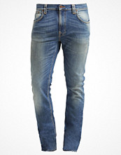 Jeans - Nudie Jeans THIN FINN Jeans slim fit flood used