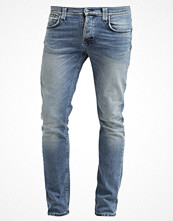 Jeans - Nudie Jeans GRIM TIM Jeans slim fit indigo coated depots