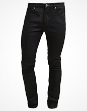 Jeans - Selected Homme ONE FABIOS TONY Jeans slim fit dark blue denim