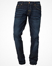 Jeans - Meltin Pot Jeans straight leg dark denim selvege