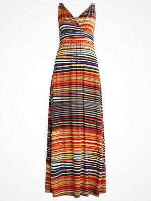 Anna Field Maxiklänning multicolor