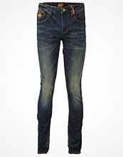 Jeans - Superdry CORPORAL Jeans slim fit weighted rinse