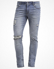 Jeans - Cheap Monday TIGHT Jeans slim fit posted worn blue