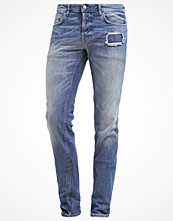 Jeans - Patrizia Pepe Jeans slim fit indaco