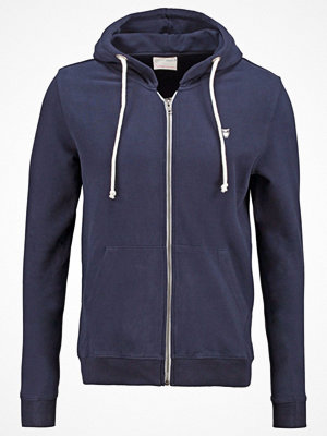Knowledge Cotton Apparel BASIC  Sweatshirt dark blue