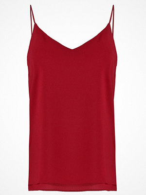 Zalando Essentials Linne dark red