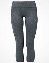 Nike Performance EPIC RUN Tights black/cool grey/heather/reflective silver