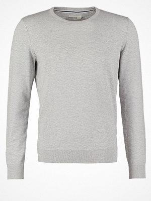 Pier One Stickad tröja light grey