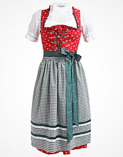 Anna Field Dirndl green/red