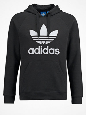Adidas Originals TREFOIL  Luvtröja black
