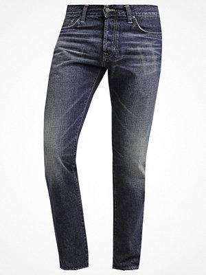 Carhartt WIP KLONDIKE II EDGEWOOD Jeans Tapered Fit natural dark washed