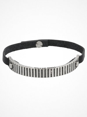 Smycken - Icon Brand PAY ATTENTION Armband silver