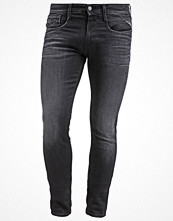 Jeans - Replay ANBASS Jeans slim fit black denim