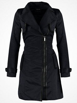Morgan Trenchcoat marine/noir