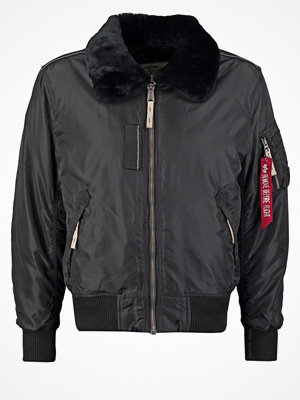 Jackor - Alpha Industries INJECTTOR III Bomberjacka black