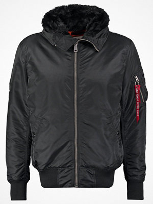 Jackor - Alpha Industries STANDART FIT Vinterjacka black