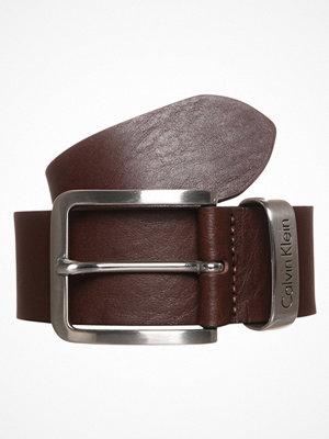 Bälten & skärp - Calvin Klein Jeans MINO Skärp dark brown