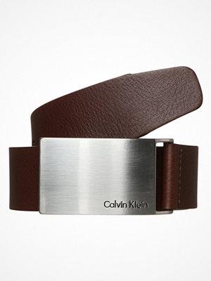 Calvin Klein MINO Skärp dark brown