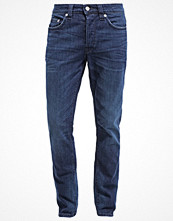 Jeans - Only & Sons ONSWEFT Jeans straight leg dark blue denim