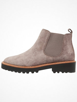 Pier One Ankelboots taupe