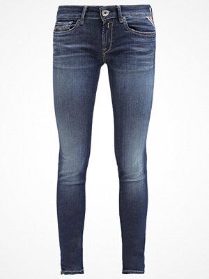 Replay HYPERFLEX LUZ Jeans Skinny Fit dark blue