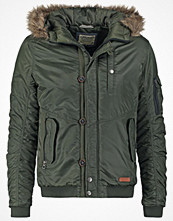 Jackor - Jack & Jones JJORROB REGULAR FIT Vinterjacka forest night