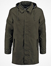 Jackor - Knowledge Cotton Apparel Parkas forest night