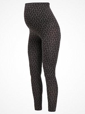 Boob Leggings grey/black